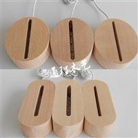 灯饰木配件台灯木底座 实木台灯架 木制灯柱 灯杆 木质灯体木配件