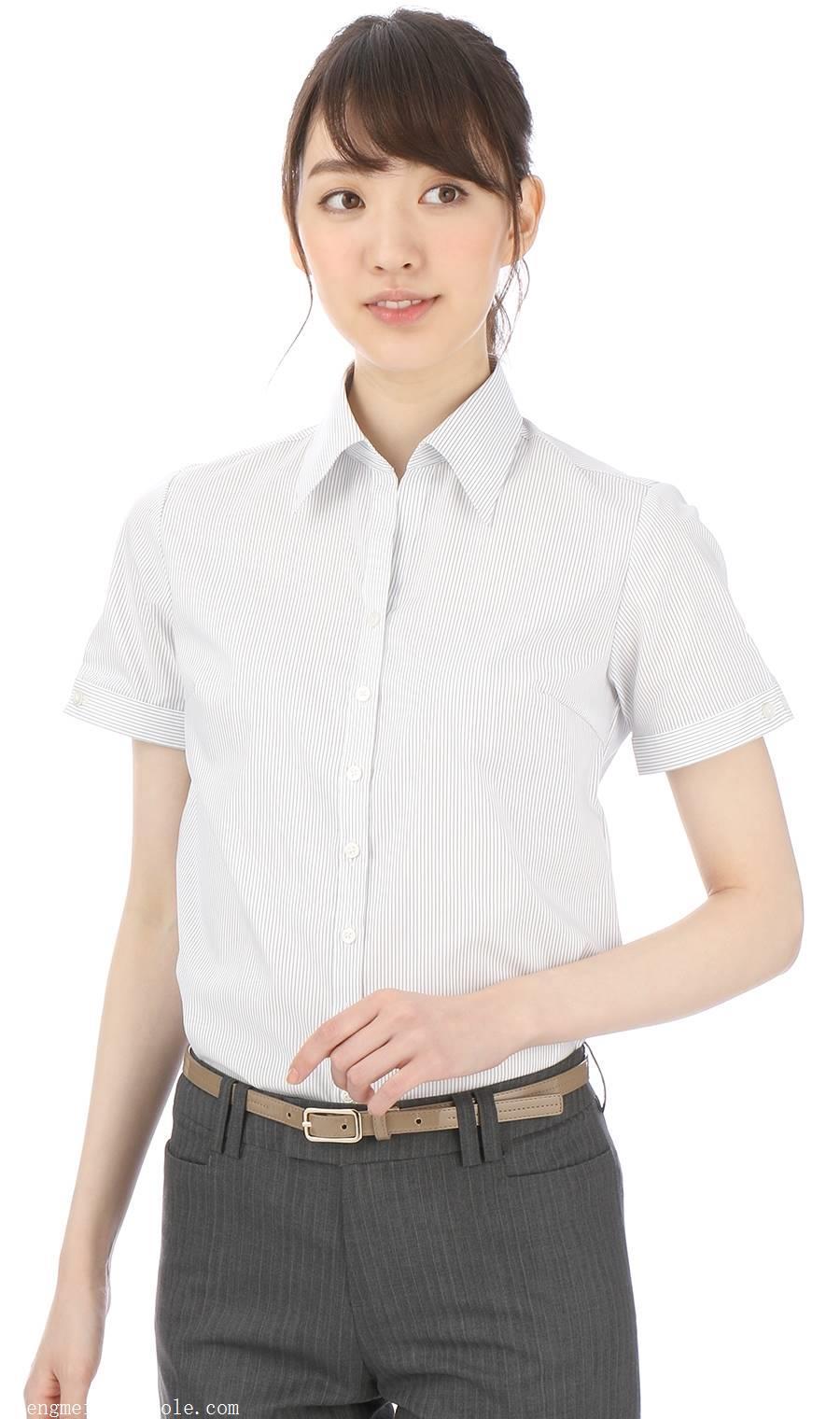 深圳罗湖区衬衫定制,订做东门女士衬衫,罗湖区量身定做女衬衫