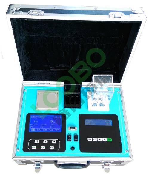 能测COD氨氮总磷总氮四合一型便携式多参数水质检测仪