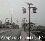 西安仿古太阳能路灯