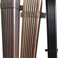 宁波铝合金方形落水管排水系统