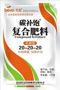 复合肥-法国贝瓦碳补饱进口平衡复合肥