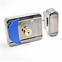 智能电控锁908E 门禁防盗锁  ID加密刷卡锁