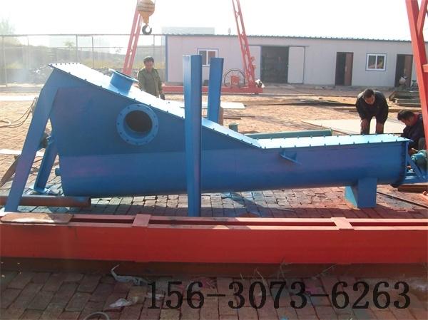 LSF320砂水分离器污水高效清理泥砂