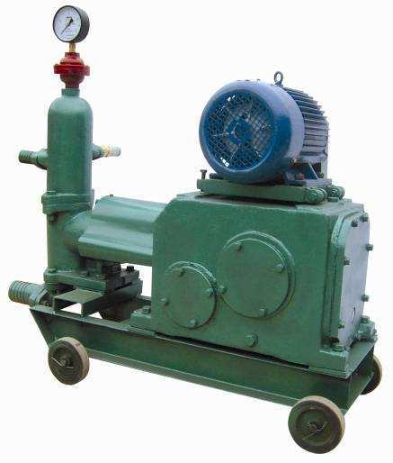 HJB-3注浆泵——单缸活塞式注浆泵