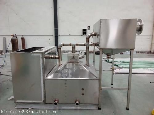 成都 厨余垃圾油水分离器 强排除渣型