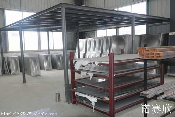 襄阳 地埋式消防水箱 生产