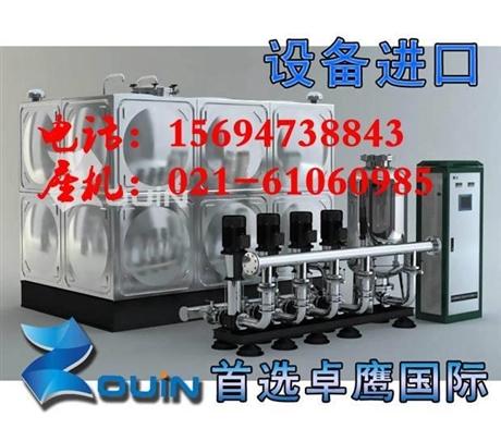 进口设备上海单证服务