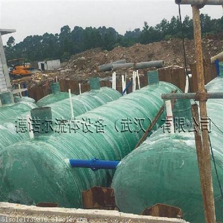玻璃钢一体化污水处理设备/医院地埋式一体化污水处理设备
