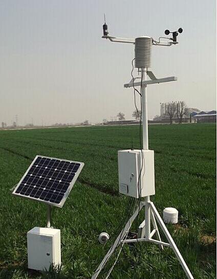 景区生态环境监测站 、自动气象站
