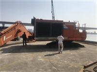 上海进口日本二手挖掘机如何能快速报关,清关时间多长