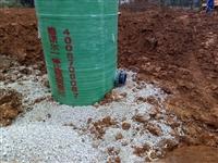 玻璃钢预制泵站 玻璃钢一体化污水提升泵站