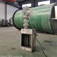 南京 提升泵站用 粉碎性格栅除污机