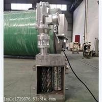 天津 污水泵站用 粉碎格栅除污机