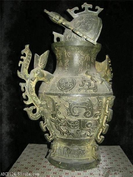 春秋青铜器为什么能交易出高价
