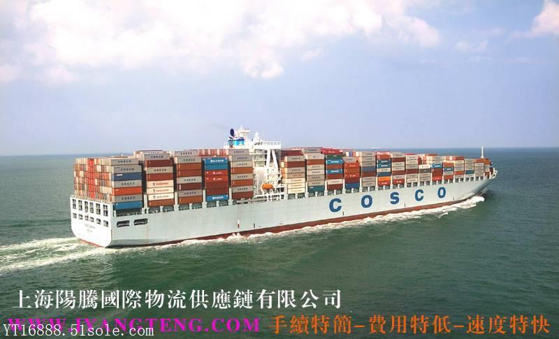 上海进口代理公司