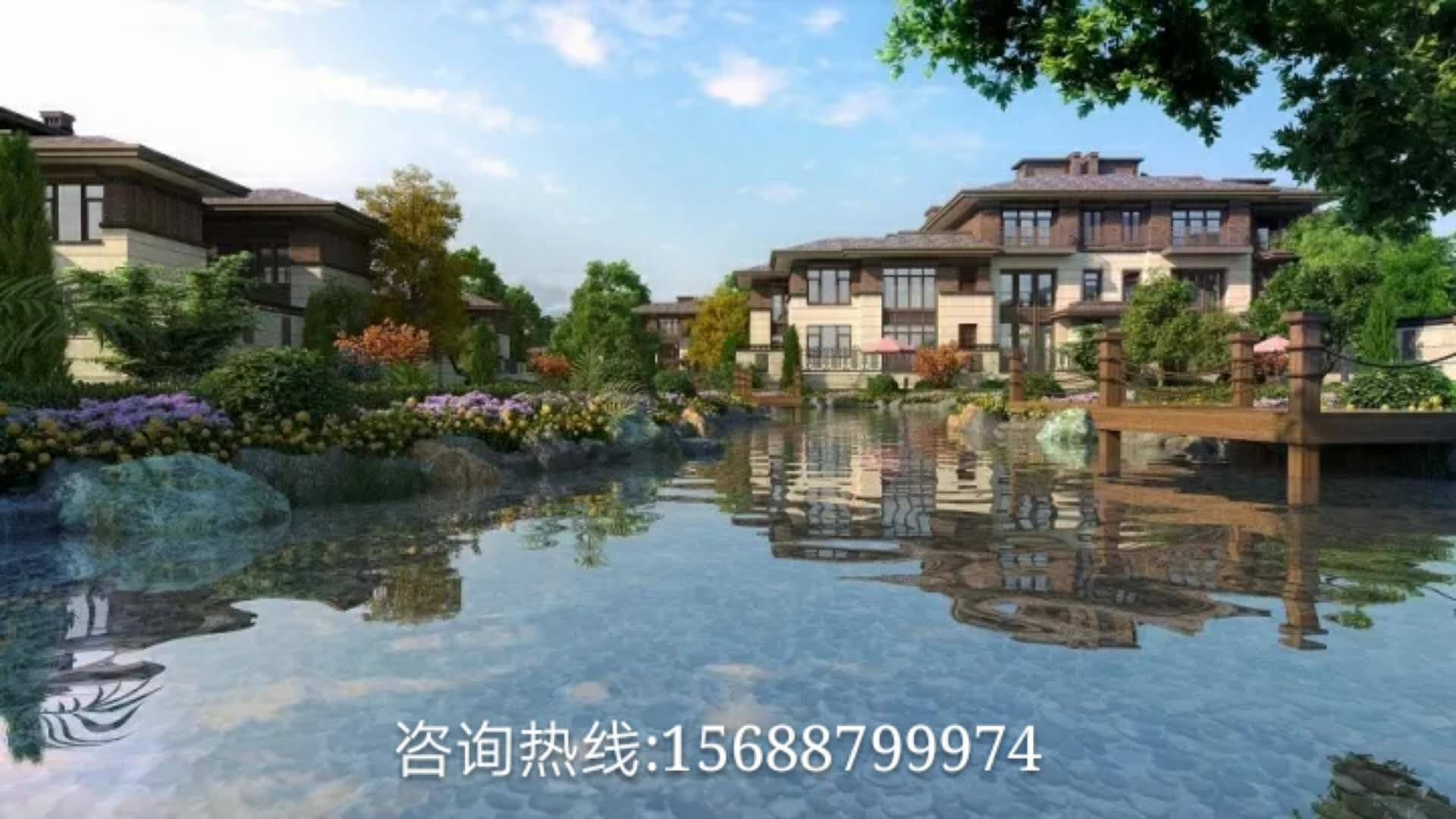 滨州2018新楼盘、别墅壹品别墅、碧桂园山钢原著出售淸溪图片