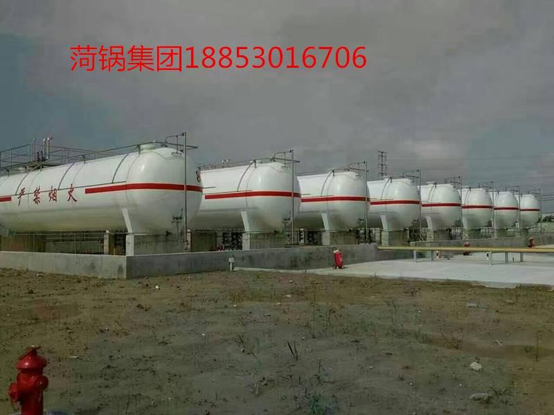 山东液化气储罐厂家 100立方LPG 储罐价格好 质量优