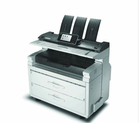 理光数码工程打印机W7100