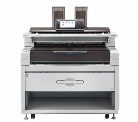 理光W6700数码工程打印机