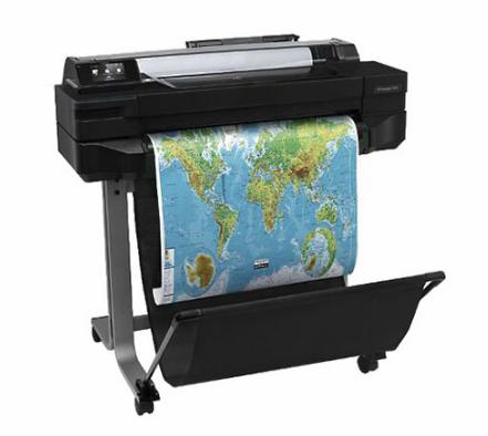 美国惠普绘图仪HP T520