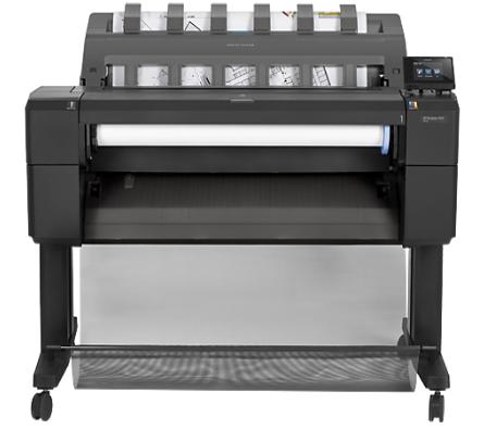 HP T920绘图仪