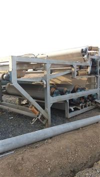 供应二手50、100、150、200、250、300平方厢式压滤机 自动