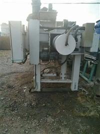 二手 箱式 板框 隔膜 压滤机 现货供应
