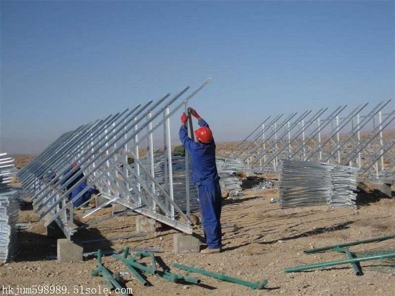太阳能光伏支架生产厂家制造过程中存在哪些难点