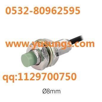 autonics圆柱形接近开关型号 PR08-1.5DN2奥托尼克斯接近传感器