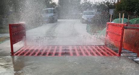 供应合肥工地自动冲洗机 合肥工地自动清洗机 工地洗车台