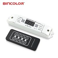 缤彩BC-201 RF遥控 数码管显示 像素灯控制器 可控制IC型芯片灯带