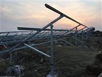 分散式太阳能支架 现货供应