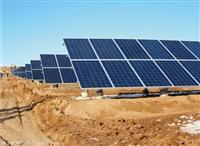太阳能支架的倾角越来越灵活
