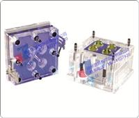 君晟JS-ZM2型透明注塑模拆裝模具模型