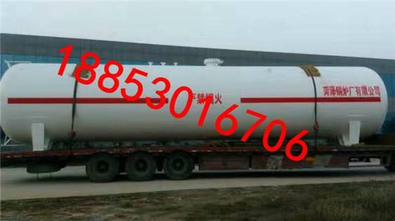 地上储罐 60立方液化气储罐厂家 价格优惠