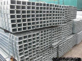 天津镀锌带方管厂家特点