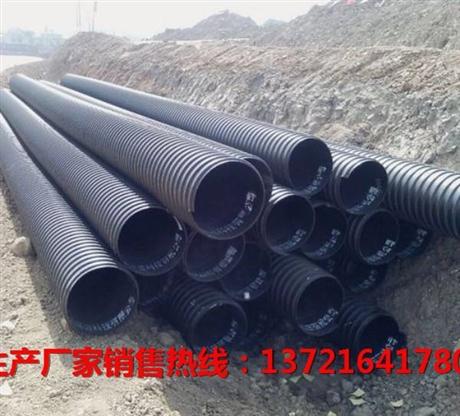 焦作沁阳市钢带波纹管供应厂家报价-钢带管价格
