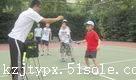 东莞康之杰少儿网球培训成人学网球周末班招生