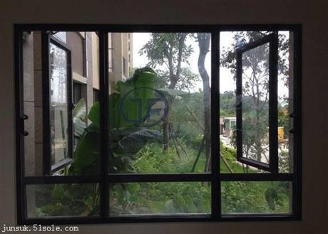 罗湖景福花园隔音窗改造安装,施工噪音无踪影