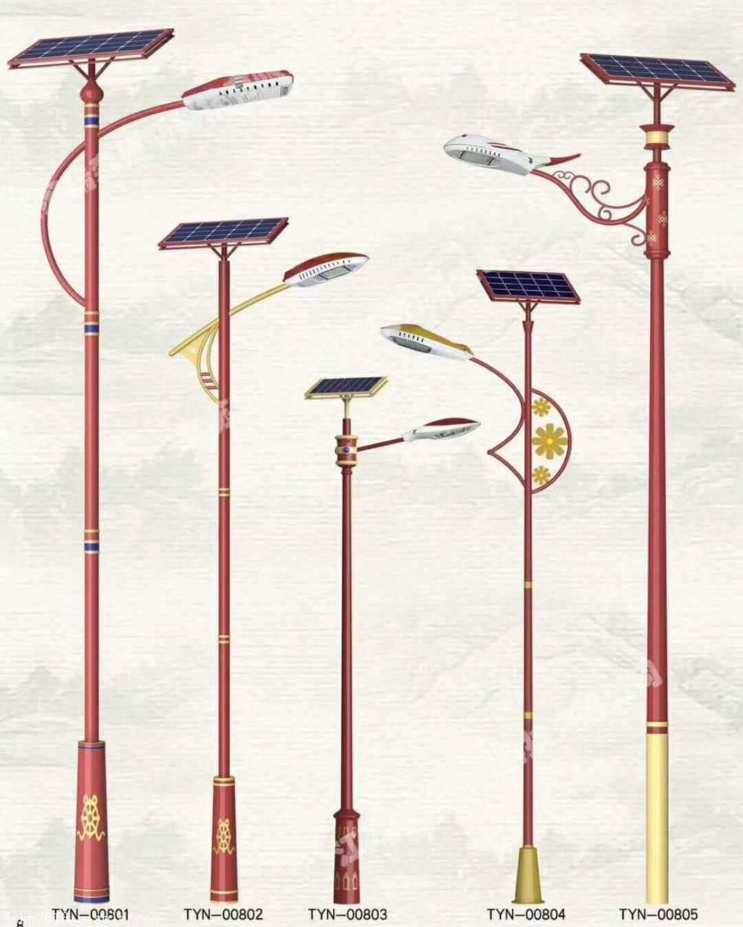 眉山民族风格太阳能路灯 甘孜太阳能路灯厂家 六盘水太阳能路灯