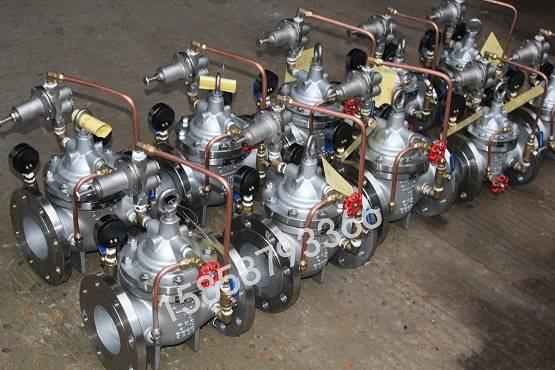 企业资讯 温州不锈钢200x减压阀价格 水力专用减压阀  定比减压原理是图片