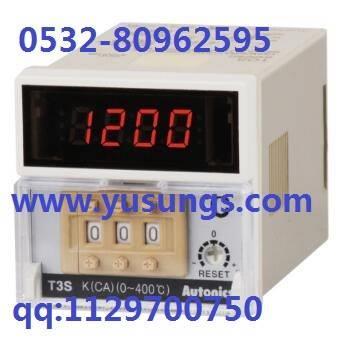 韩国奥托尼克斯通用型温控器T3S-B4RK4C现货温度控制器PID