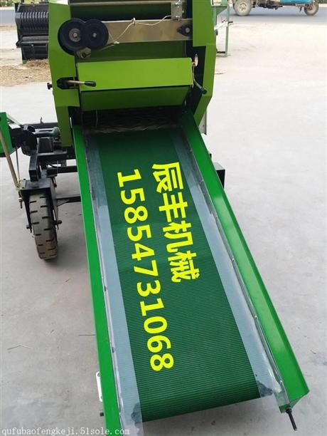 养殖机械设备 秸秆青贮打捆机 牧草青贮打捆机