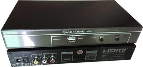 1路hdmi嵌入式硬盘录像机内置硬盘