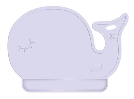 2018新款儿童硅胶卡通餐垫宝宝吃饭餐垫餐垫一体设计不留藏污纳垢