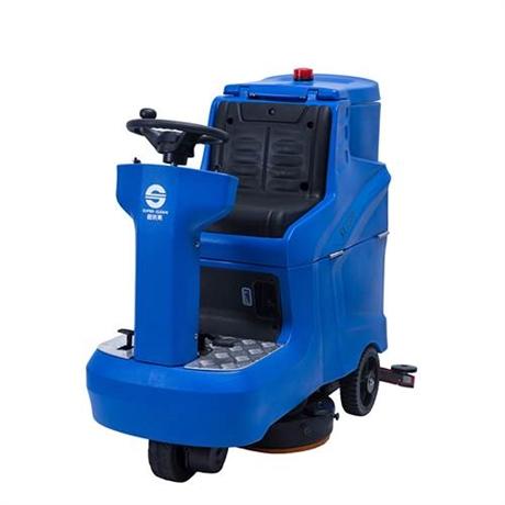 东莞洗地机-全自动驾驶式洗地机