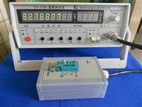 供应CX-118A有源晶振测试仪,在线晶振频率测试仪