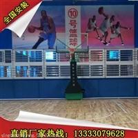 室内运动木地板结构具备的专业性能