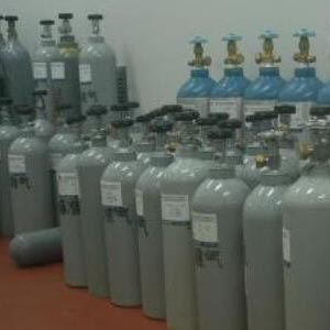 供甘肃兰州永登混合气体和新区氧气厂家